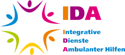IDA – Integrative Dienste Ambulanter Hilfen Logo